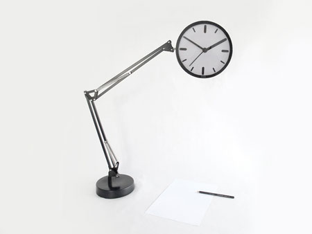 Studio Dreimann: desk clock