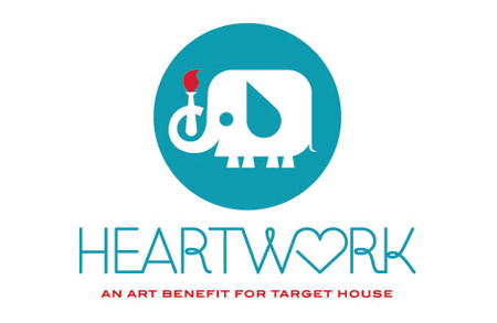 Heartwork: Art Benefit for Target House