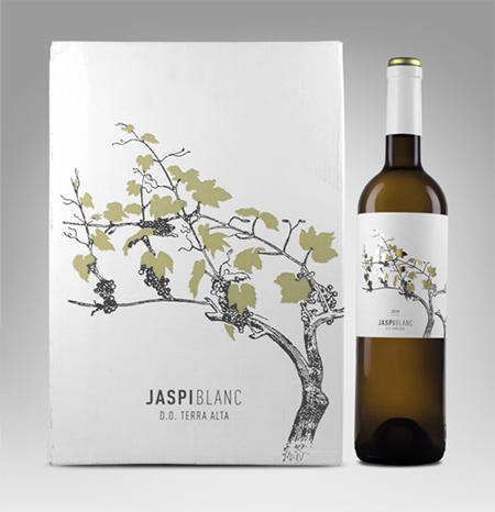 Jaspi Blanc packaging