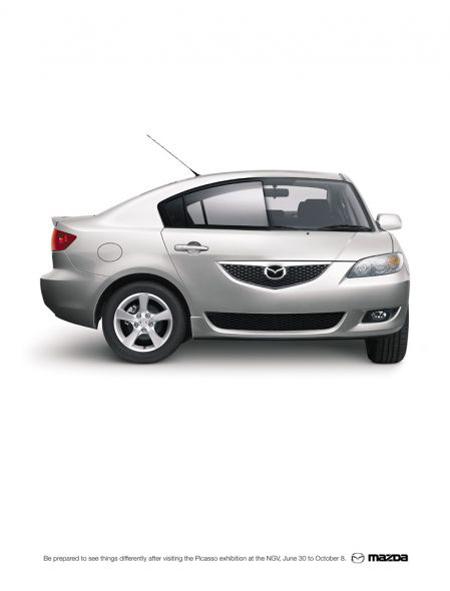 Mazda Picasso ad