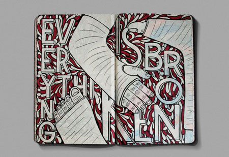 Illustrated Sketchbook