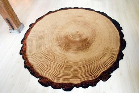 Woody rug