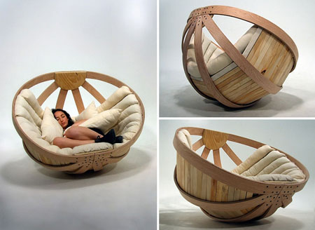 "Comfortable ""Cradle"" for Adults"