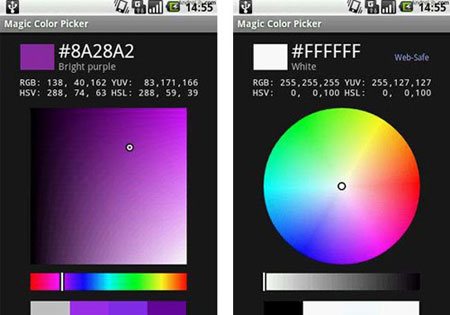 14 free Android apps for designers