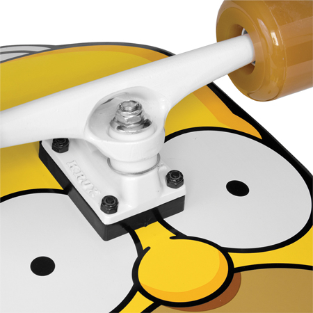 The Simpsons skateboards