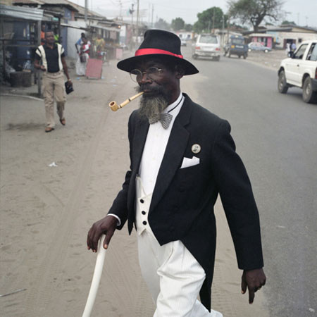 The sapeurs: gentlemen from Congo