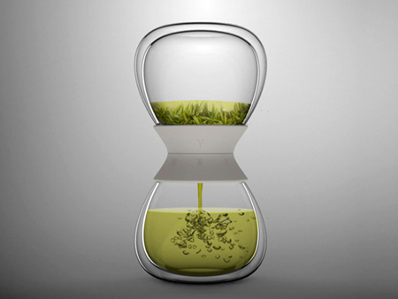 "Tea Steeper ""Tea-time"" by Pengtao Yu"