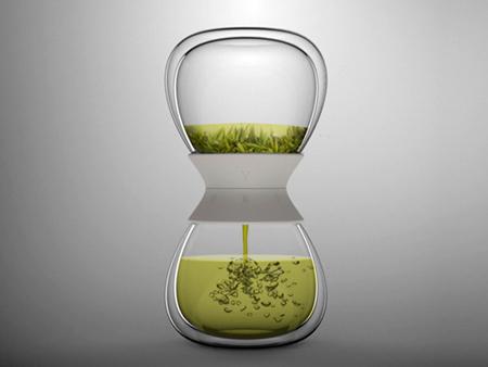 "Tea Steeper ""Tea-time"" by Pengtao Yu"