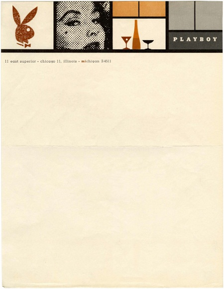 20 letterhead designs by famous businesses and people
