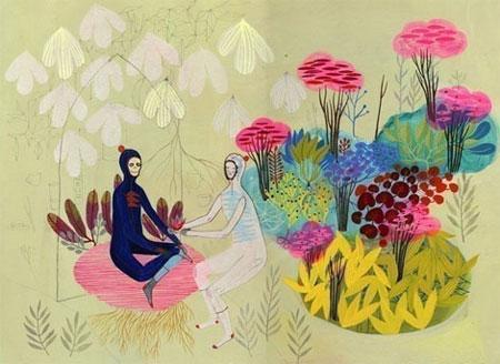 Art by Betsy Walton