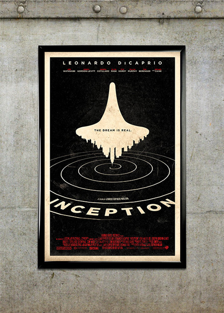 Alternate poster designs by Adam Rabalais