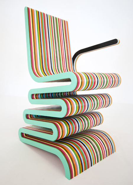 Mr. Smith chair by Anthony Hartley