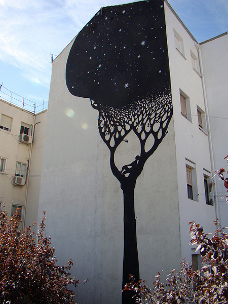20 awesome examples of street art