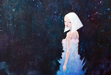 Paintings by Yoskay Yamamoto