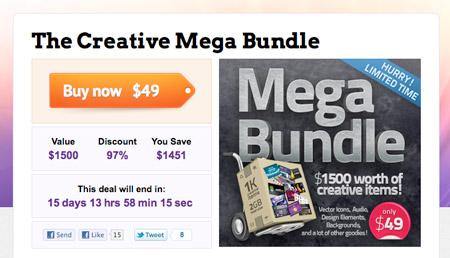 The Creative Mega Bundle