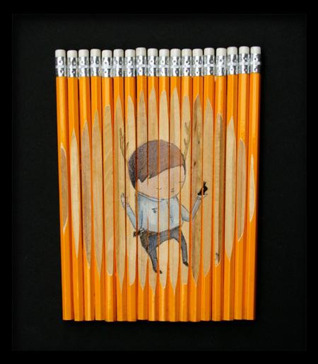 Pencil pictures