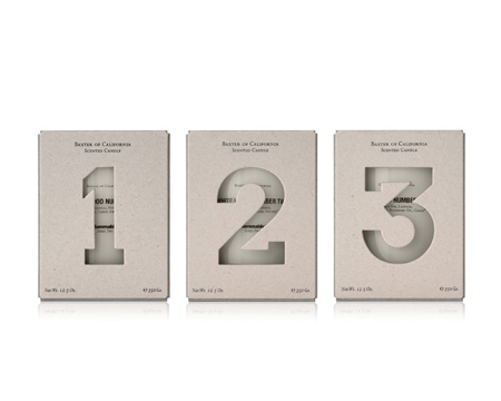 White Wood Series packaging