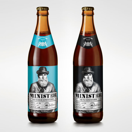 20 Awesome Beer Label Designs - Designer Daily: Graphic And Web