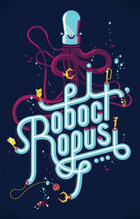 Watch for Roboctopi illustration