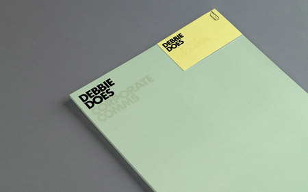 Debbie Teale corporate identity
