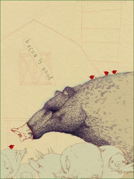 Illustrations by Bill Carman