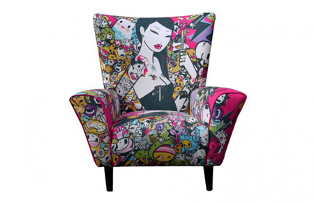 Limited Edition Chairs ClickforArt