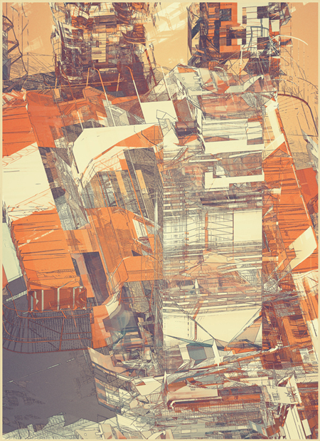 Atelier Olschinsky's Cities and Plants