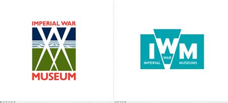 Imperial War Museum rebranding