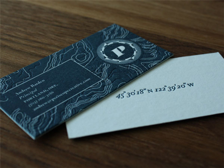 Periscope Business Card