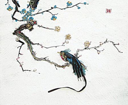 Art by Kim Yong Soo