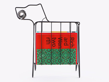 Companion rack by Gavin Coyle