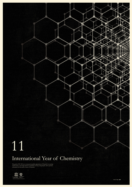 Posters for the International Year of Chemistry 2011