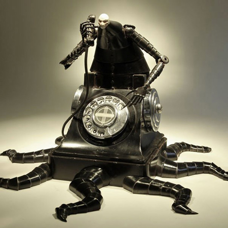 Sculptures by Greg Brotherton