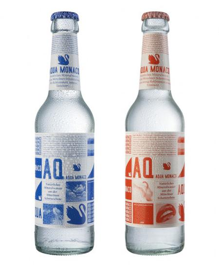 Aqua Monaco packaging