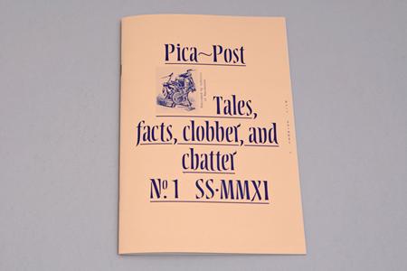 "Oi Polloi ""Pica-Post"" Magazine"