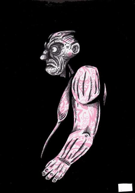 Illustrations by Franck Graetz