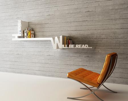 Target bookshelf by Mebrure Oral