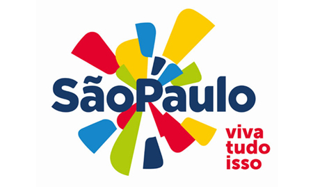 São Paulo Turismo agency's new identity