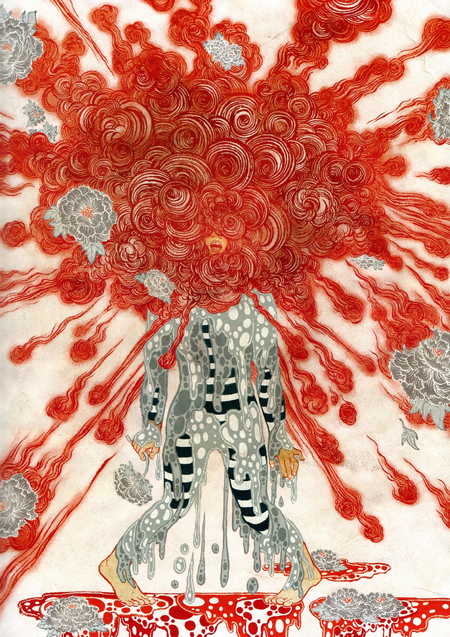 Featured illustrator: Yuko Shimizu