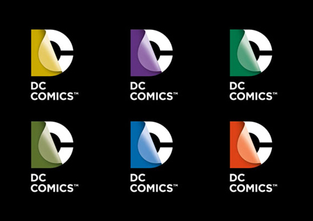 DC Comics logo re-design