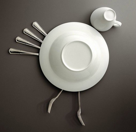 Dishes by Jean-Francois De Witte