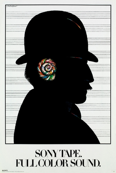 A new website for Milton Glaser