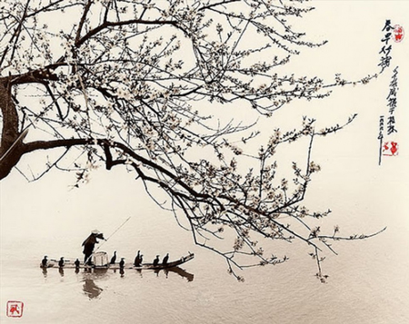 Chinese Paintings Photography