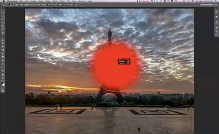 A new interface for Adobe Photoshop CS6