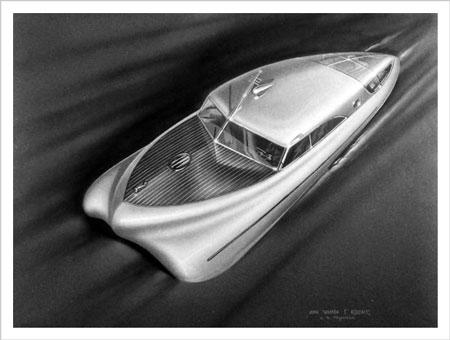 Futuristic designs of 1944