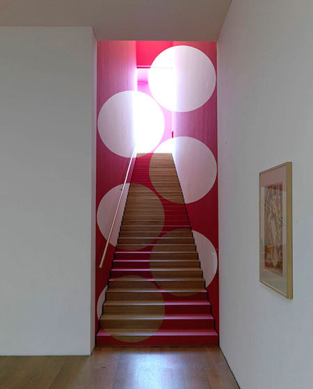 Anamorphic Illusions by Felice Varini