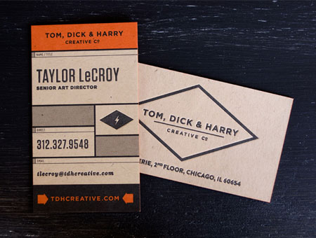 10 examples of great business card design via mike mcquade colourmoves