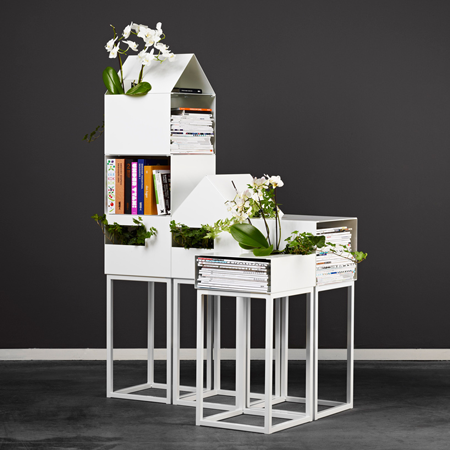 Street stackable storage unit by A2