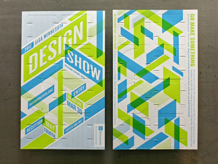 AIGA Minnesota Design Show Call for Entries