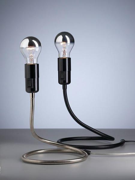 Worm lamp